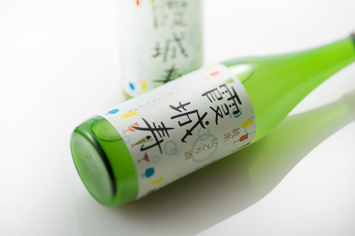 純米にごり酒霞城寿