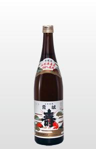 祝い酒 金扇 霞城寿 720ml