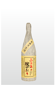 本醸造 三百年の掟やぶり 720ml