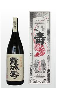 純米吟醸 霞城寿 1.8l
